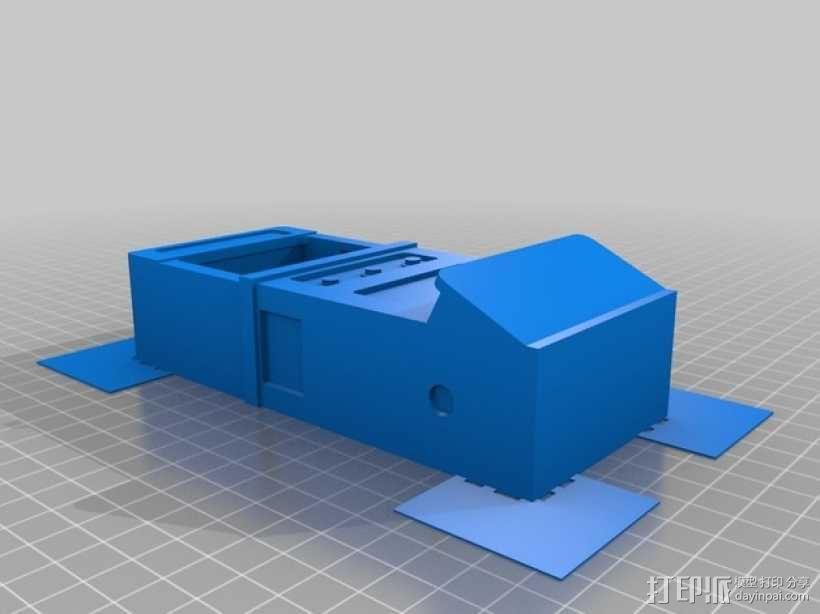 办公室用品分发器 3D模型  图6