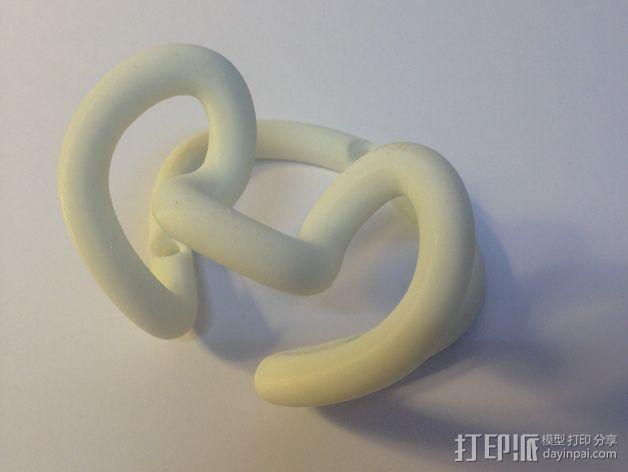 简易挂钩Loop Hook 3D模型  图1