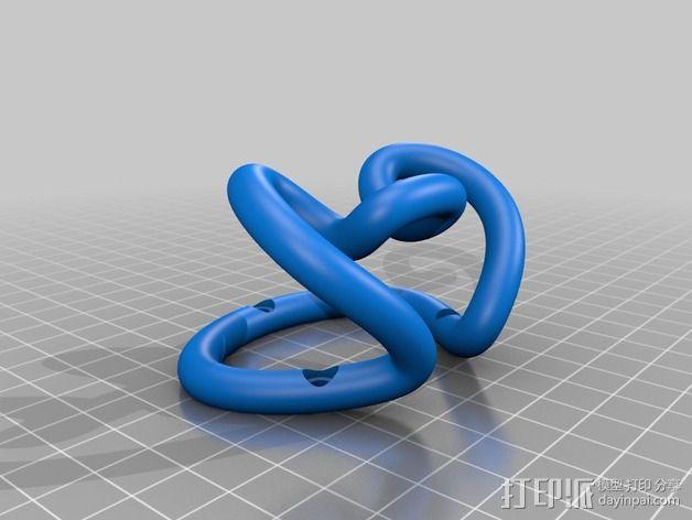 简易挂钩Loop Hook 3D模型  图2