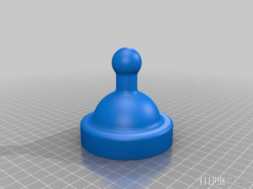 宝贝存钱罐 3D模型  图5