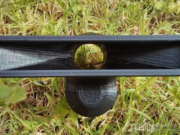 真空吸尘器软管吸嘴 3D模型  图6