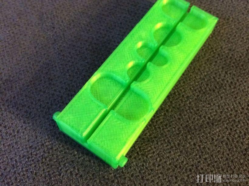 药丸切割机  3D模型  图7