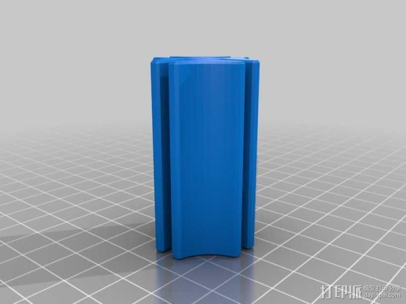 定制化抽屉分隔板 3D模型  图2