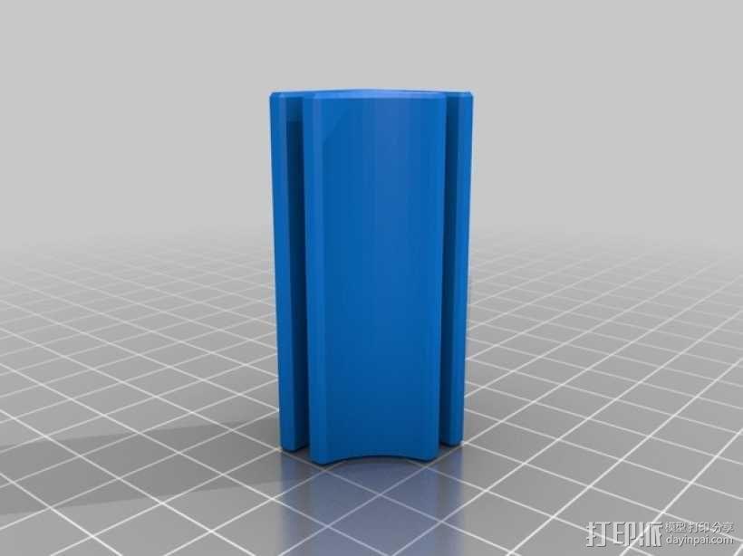 定制化抽屉分隔板 3D模型  图4