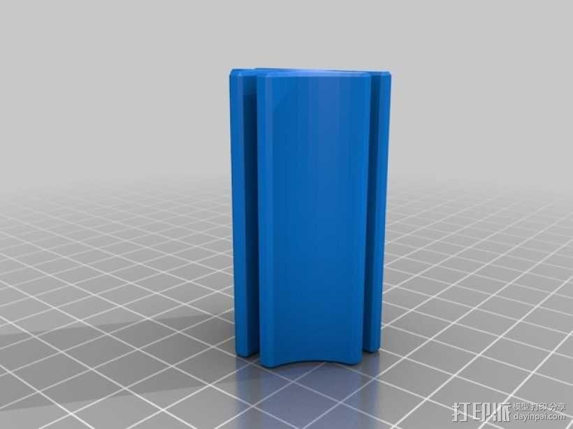 定制化抽屉分隔板 3D模型  图3