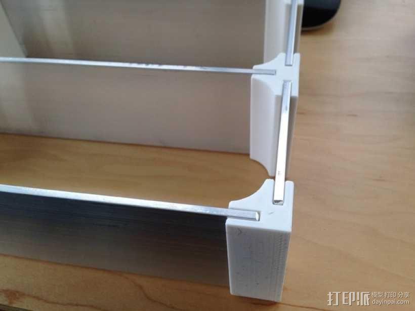 定制化抽屉分隔板 3D模型  图9