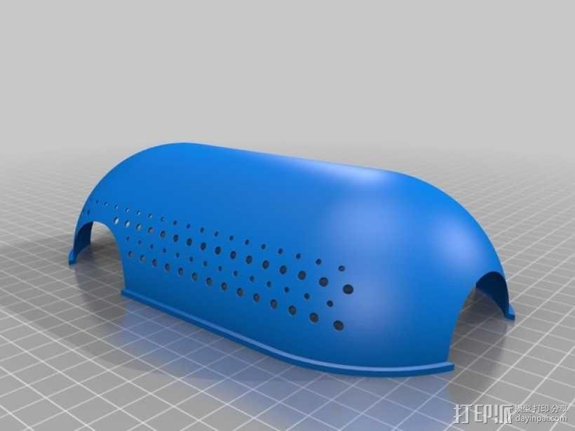 模块化胶囊仓鼠屋 3D模型  图10