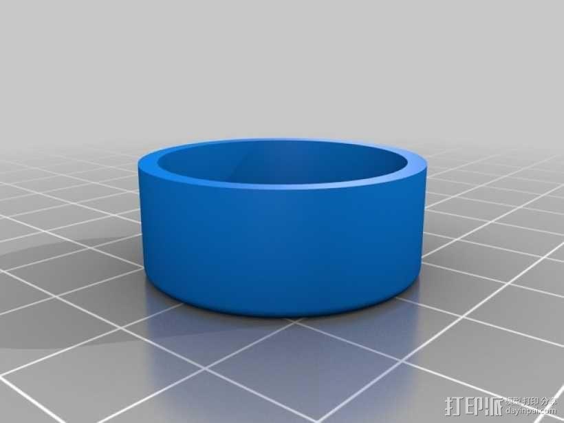 模块化胶囊仓鼠屋 3D模型  图12