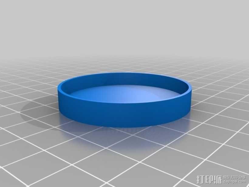 模块化胶囊仓鼠屋 3D模型  图11