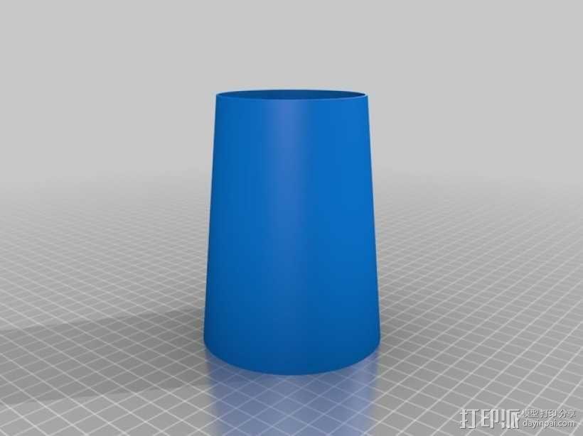 个性化灯罩 3D模型  图2