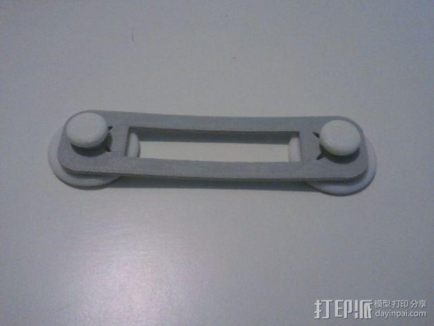 抽屉角保护套 3D模型  图5