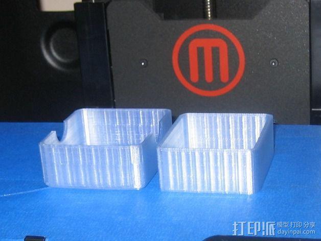 简易肥皂盒 3D模型  图5
