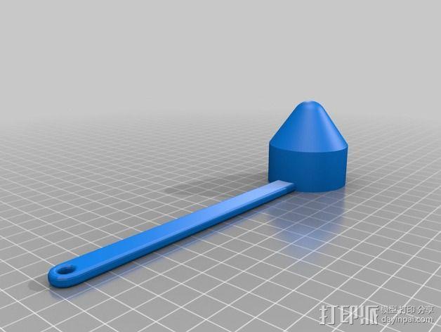 定制化铲子 3D模型  图3