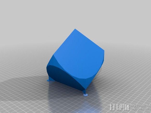 个性化存钱罐 3D模型  图3