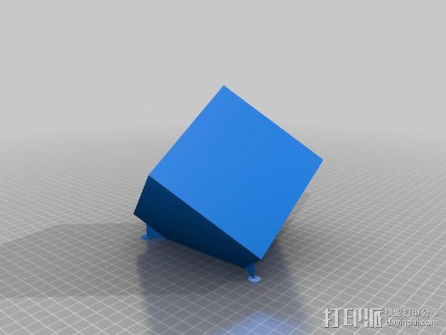 个性化存钱罐 3D模型  图2