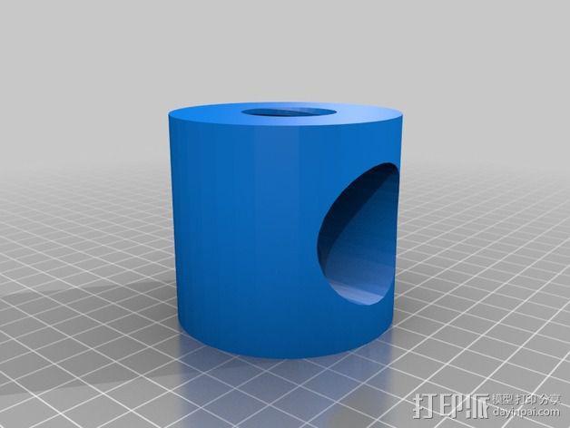 坚果压碎机 3D模型  图4
