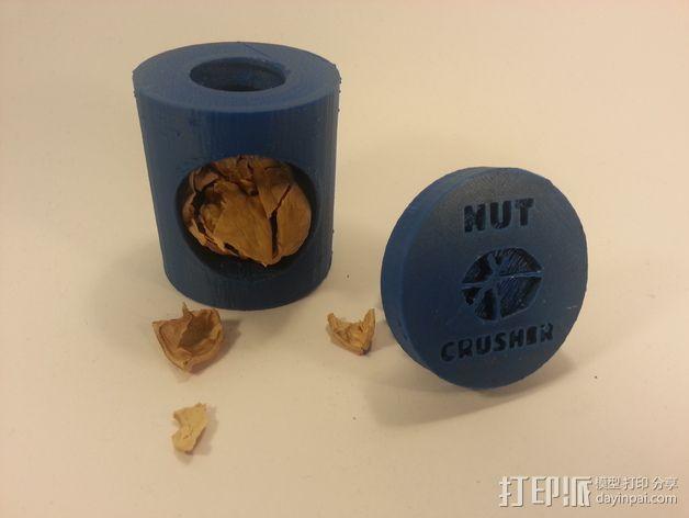 坚果压碎机 3D模型  图6