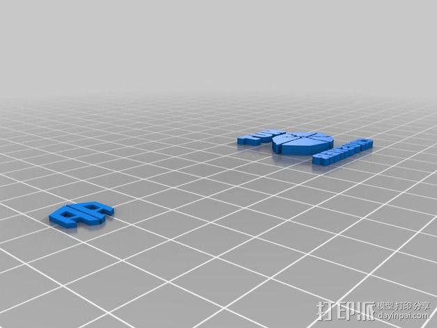 坚果压碎机 3D模型  图9