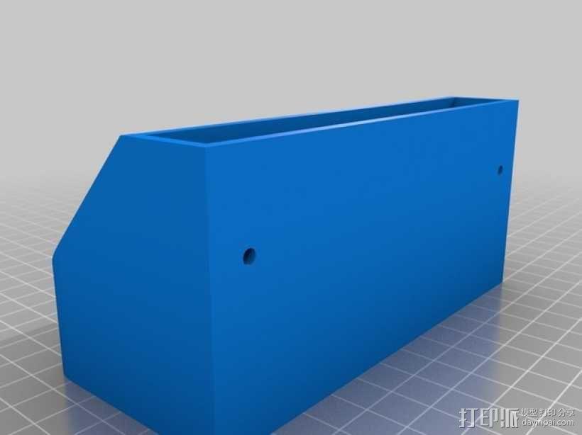LED灯灯罩 3D模型  图2