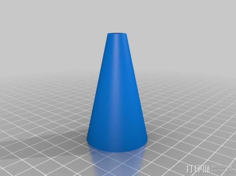 Adafruit圣诞树顶部装饰品 3D模型  图4