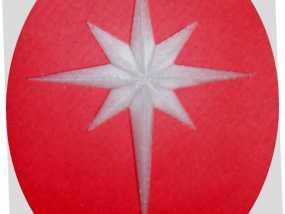 圣诞之星  3D模型