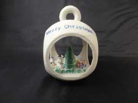 定制化圣诞树装饰品 3D模型