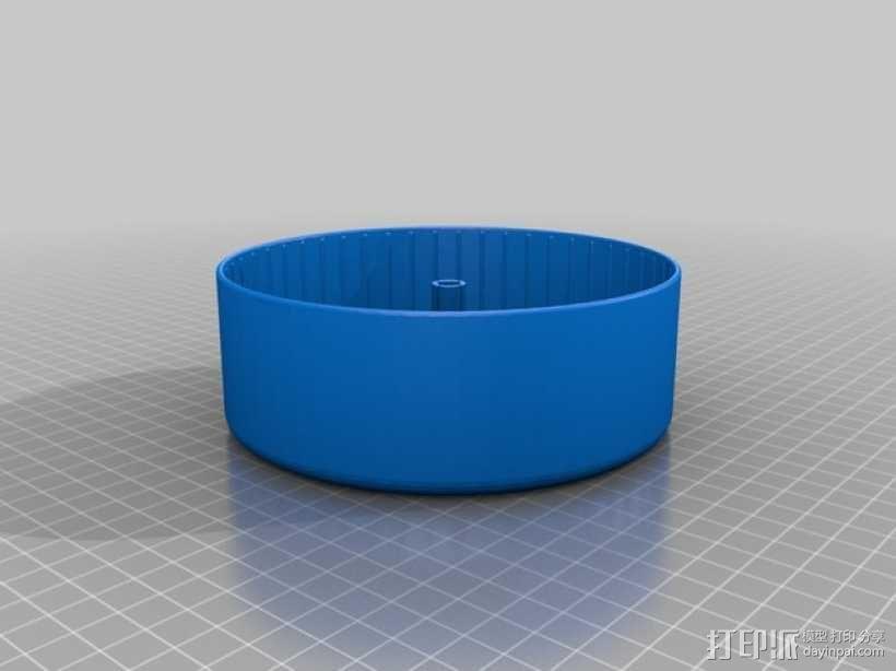 仓鼠滚轮 3D模型  图2