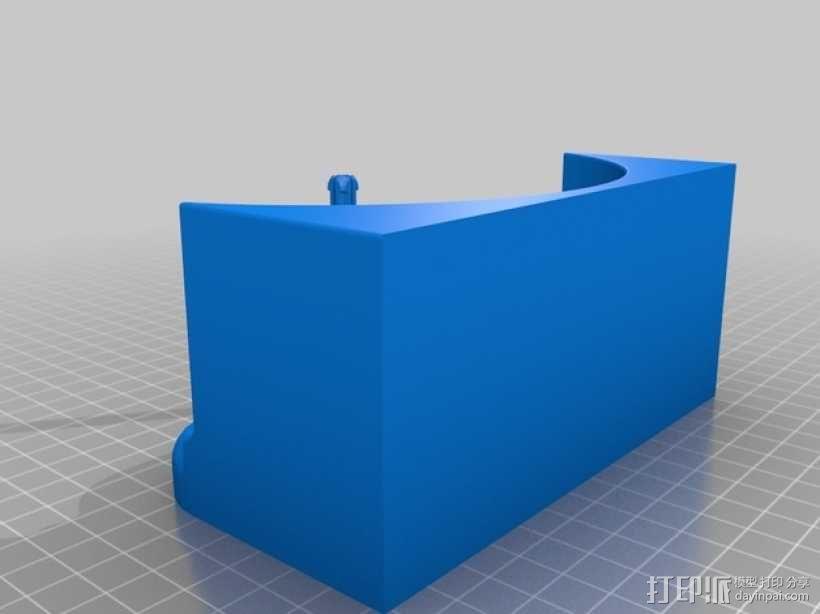 仓鼠滚轮 3D模型  图3
