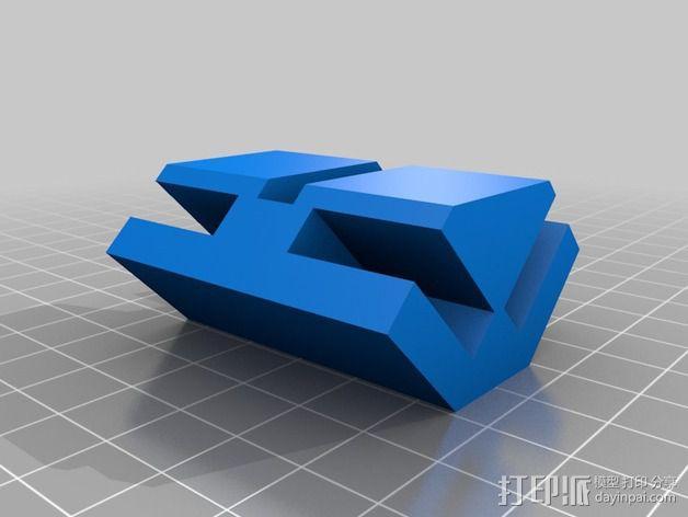 模块化的蜂巢面板 3D模型  图6