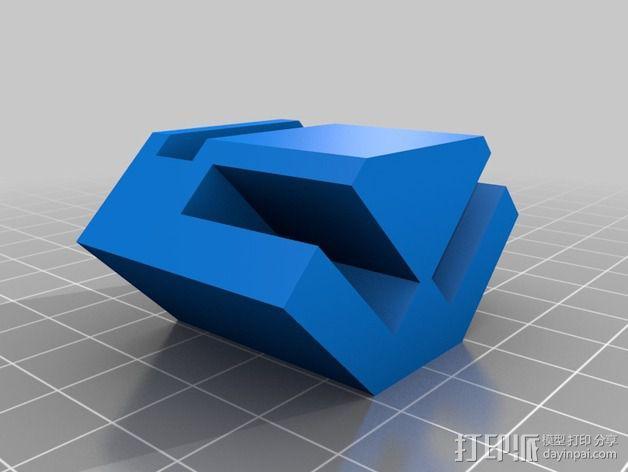 模块化的蜂巢面板 3D模型  图5