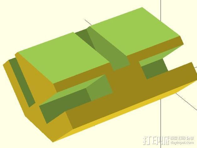 模块化的蜂巢面板 3D模型  图9