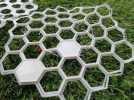 蜂巢形声音扩散器 3D模型 图9