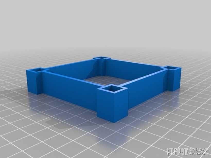 彩色多功能小盒 3D模型  图6