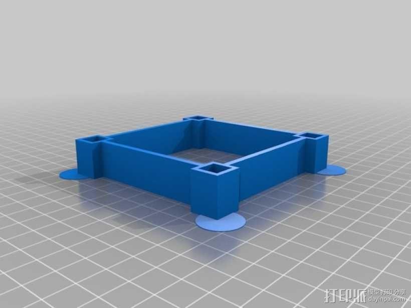 彩色多功能小盒 3D模型  图9