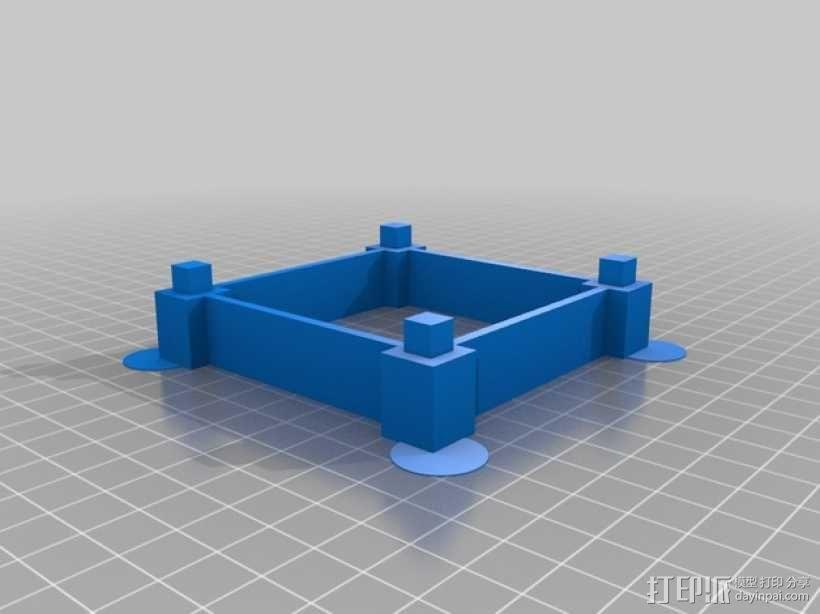彩色多功能小盒 3D模型  图8