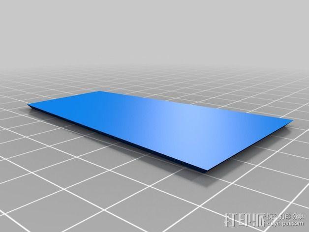古典精美时钟 3D模型  图2