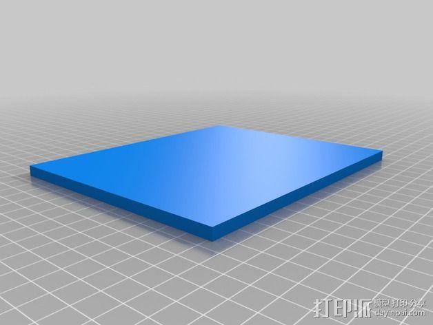 古典精美时钟 3D模型  图22