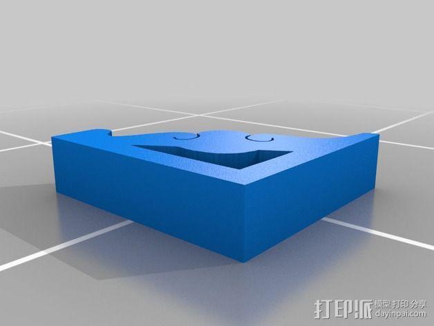 古典精美时钟 3D模型  图23