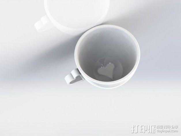 迷你可爱咖啡杯 3D模型  图6