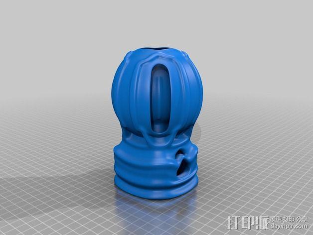 灯罩 3D模型  图2
