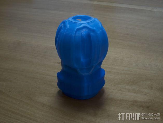 灯罩 3D模型  图5