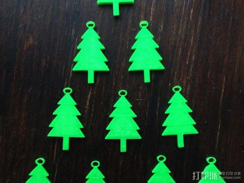 迷你圣诞树 3D模型  图5