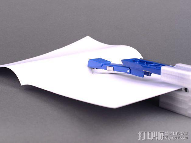 订书机配适器 3D模型  图4