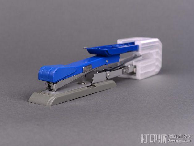 订书机配适器 3D模型  图3