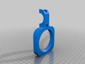 杯架/杯托  3D模型