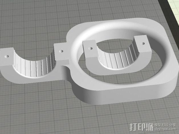 杯架/杯托  3D模型  图6