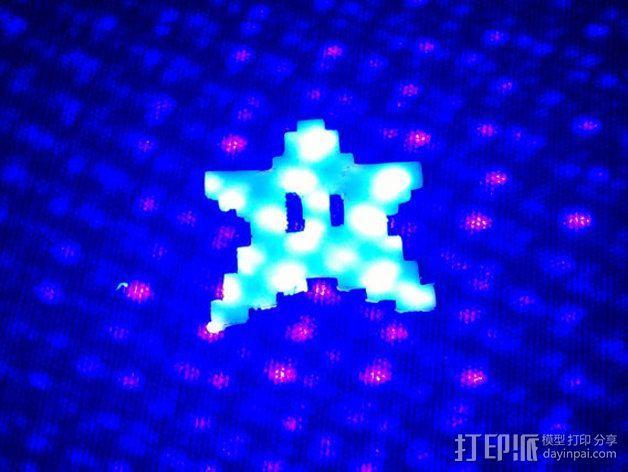 星星人 3D模型  图7