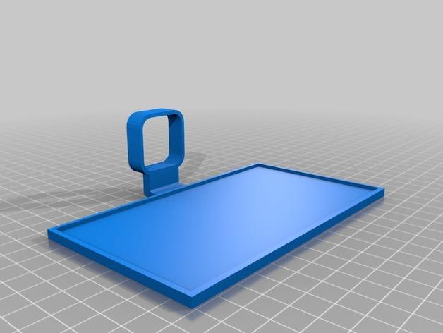 iPhone 台架 3D模型  图2
