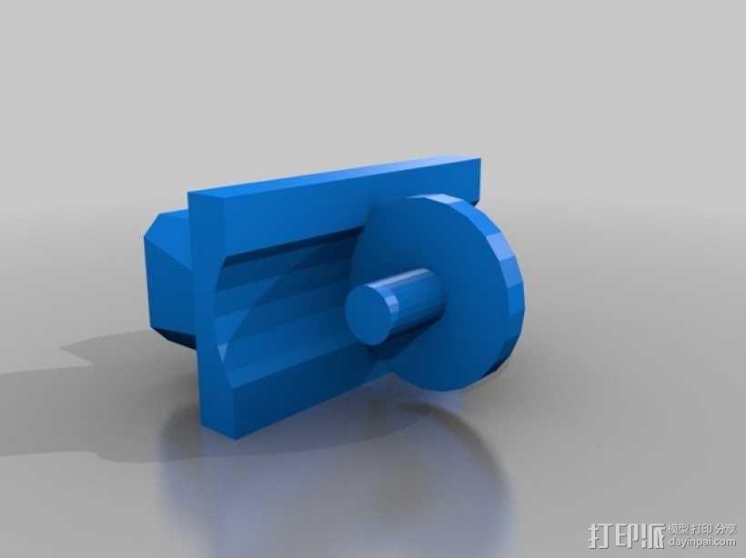乐高撒盐人 3D模型  图5