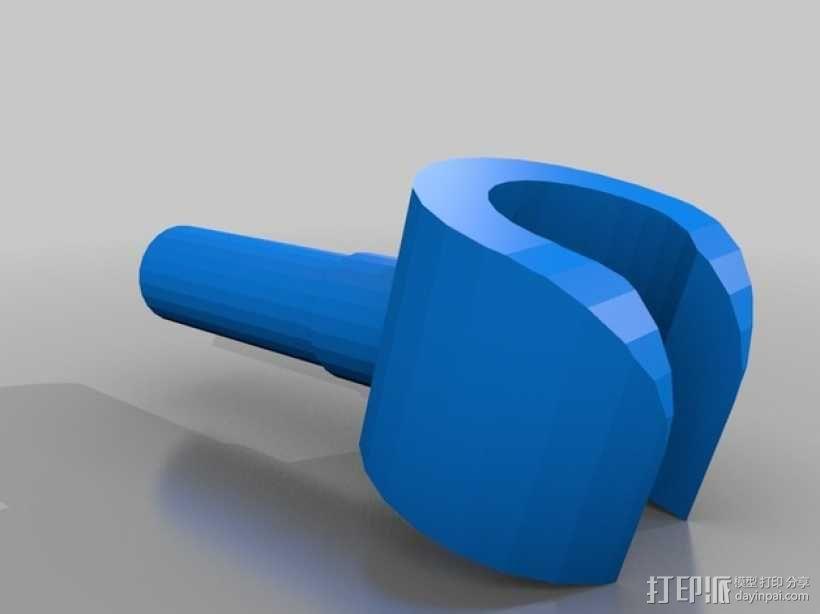 乐高撒盐人 3D模型  图6
